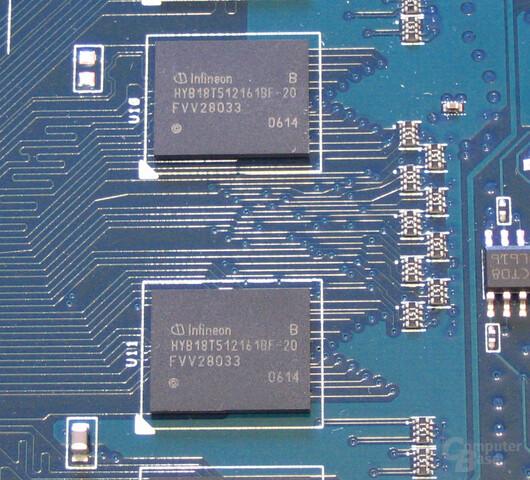 Infineon-RAM 2,0 ns