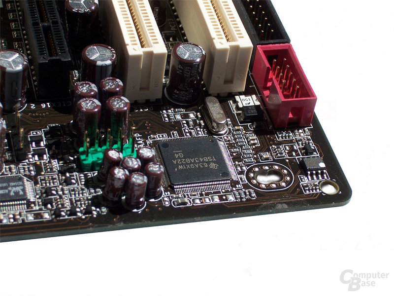Texas Instruments FireWire-Controller
