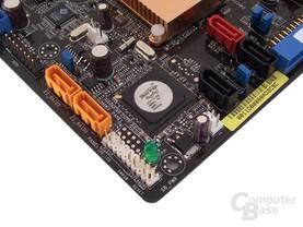 Silicon Image Controller (unbedeckt)