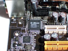 Jmicron RAID-Controller
