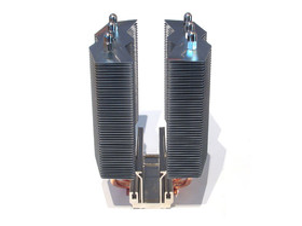 Dual-Aluminiumlamellentower im Stile eines TT Sonic