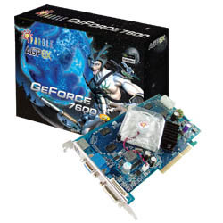 Sparkle GeForce 7600 GS AGP