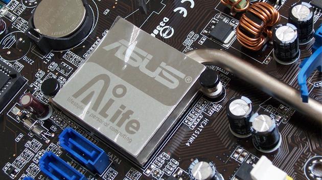 Asus P5N32-SLI Deluxe im Test: nForce 4 in Höchstform für Core 2