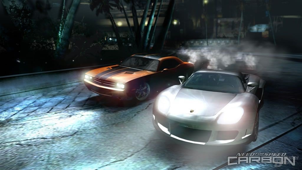 Need for Speed Carbon von Electronic Arts