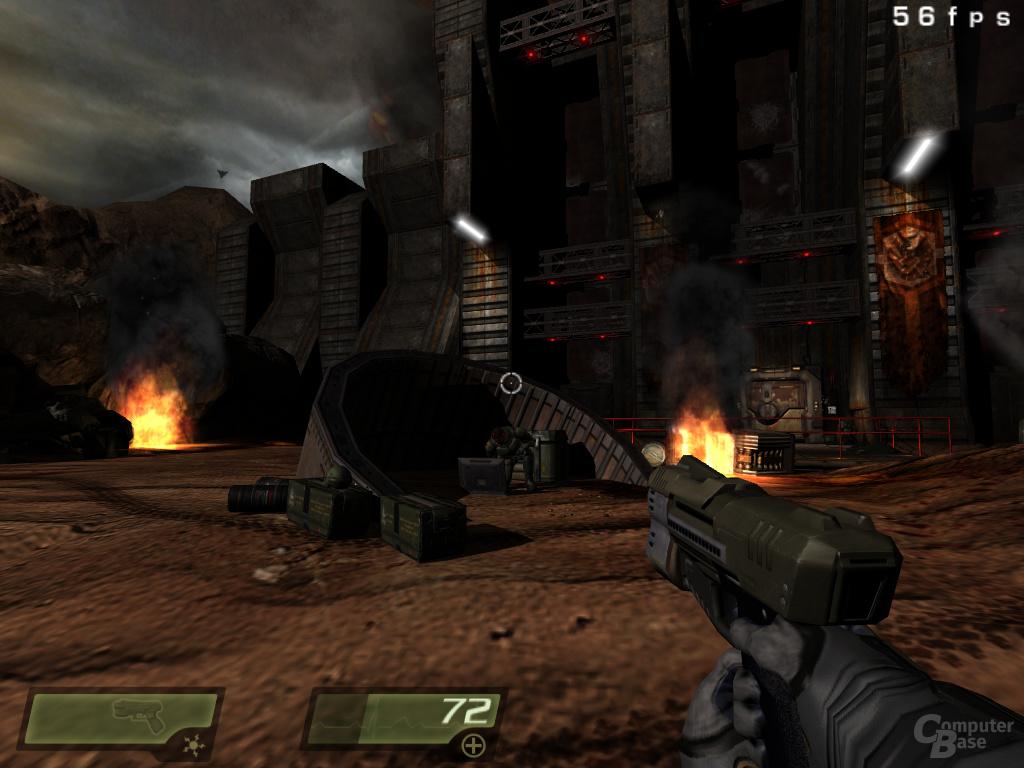 Quake 4 - G71
