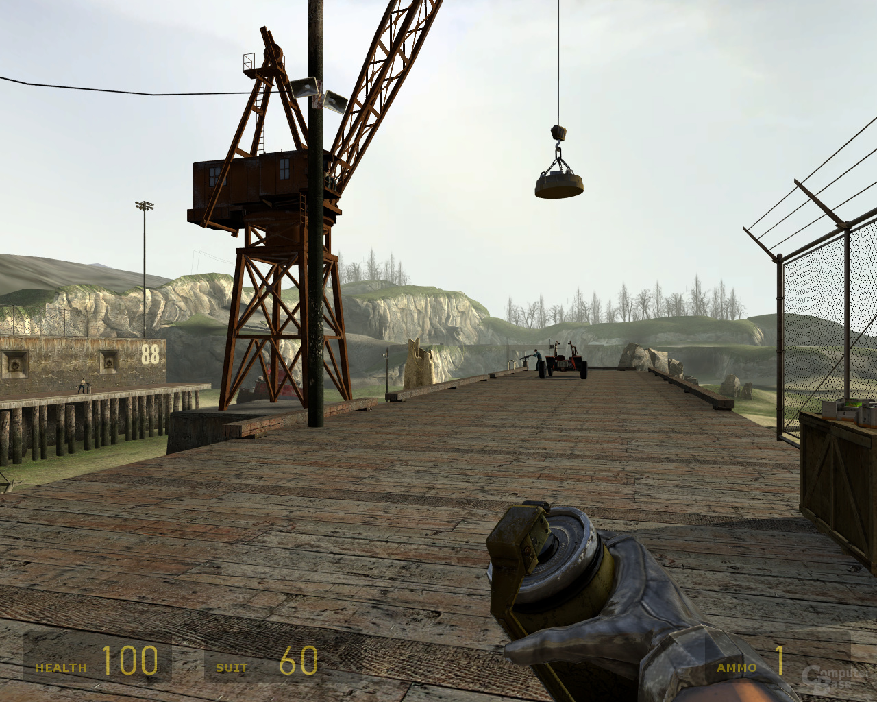 Half-Life 2 – 8xSAA