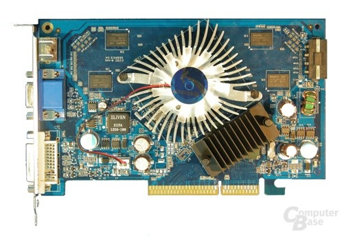 Albatron AGP7600GS