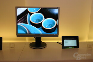 Mini-Display von Samsung