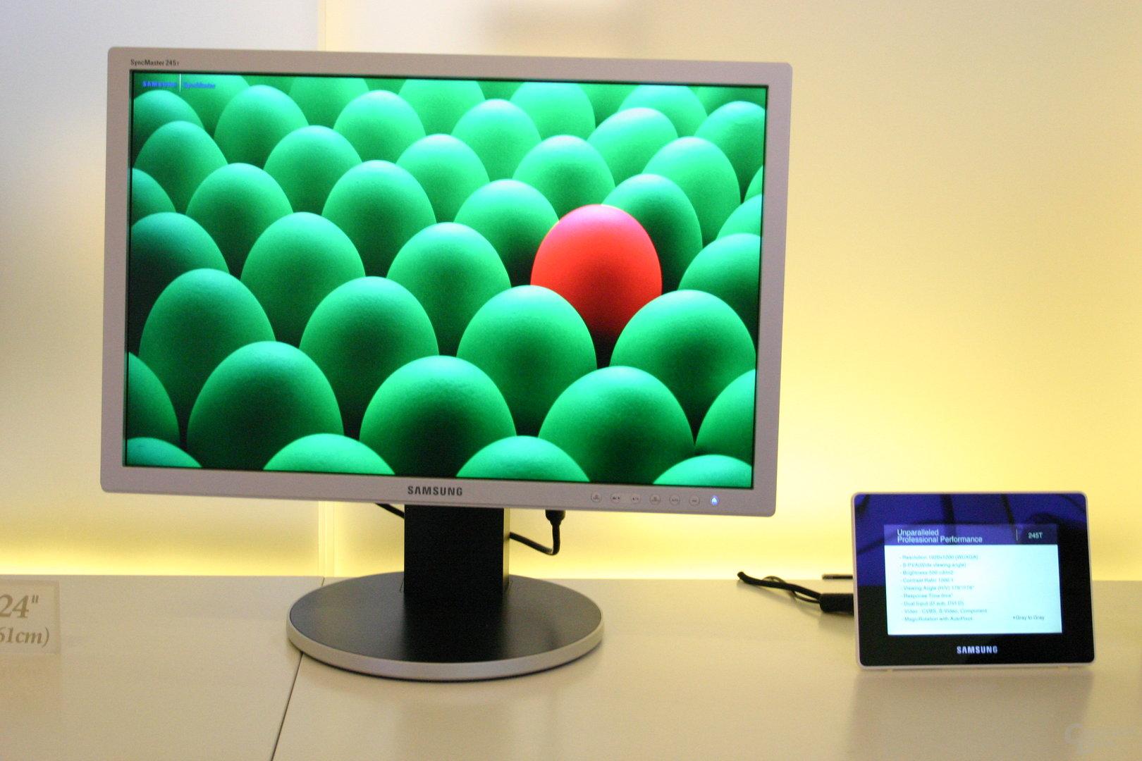 Mini-Display von Samsung
