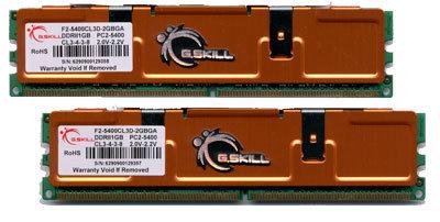 G.Skill F2-5400CL3D-2GBGA