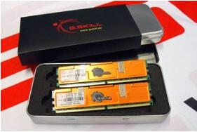 G.Skill F2-6400CL3D-2GBGA