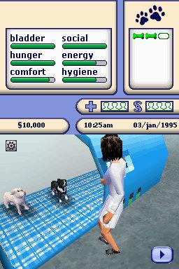 Die Sims 2 Haustiere für Nintendo DS