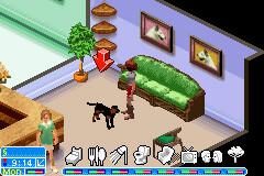 Die Sims 2 Haustiere für GameBoy Advance