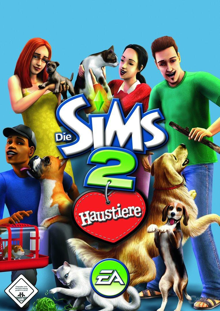Die Sims 2 Haustiere