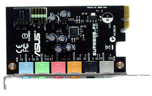 Asus M2N Crosshair Green - Audio-Modul