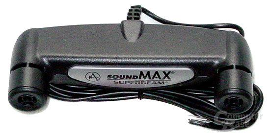 Asus M2N Crosshair Green - SoundMax Array Mikrofon