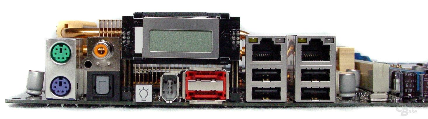 Asus M2N Crosshair Green - Mainboard - 12