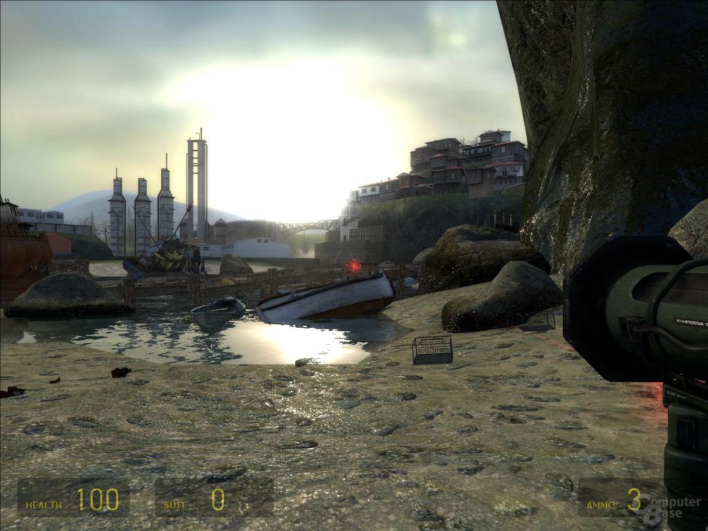 HL2 Lost Coast - R580