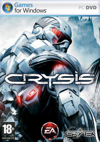 Crysis Verpackung