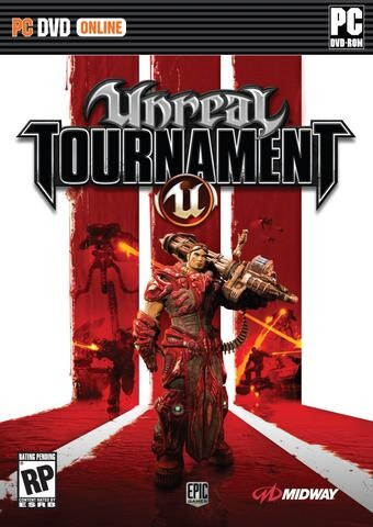 Unreal Tournament 3 | Packshot, 11. Juli 2007