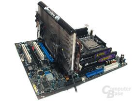 Hitzköpfige Infrastruktur: QX6700 Quadcore und Radeon X1900XTX
