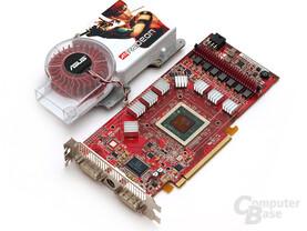 ATI Radeon X1900XTX als Basis für den Kühlertest