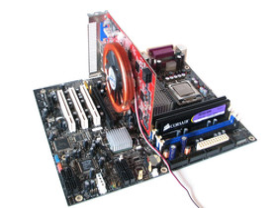 Dual-Core Heizkraftwerk Pentium XE 840 auf Intel D955XBK
