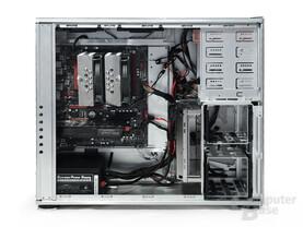 Testsystem für Luftkühler
