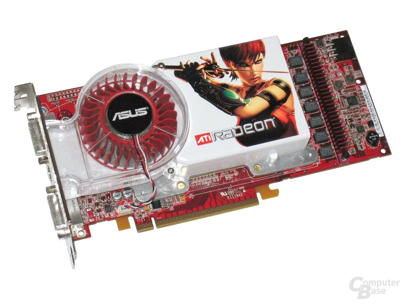 Asus Radeon X1900XTX
