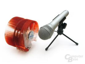 Lüftergeräusche zum Reinhören: Samsons Q1U macht es möglich