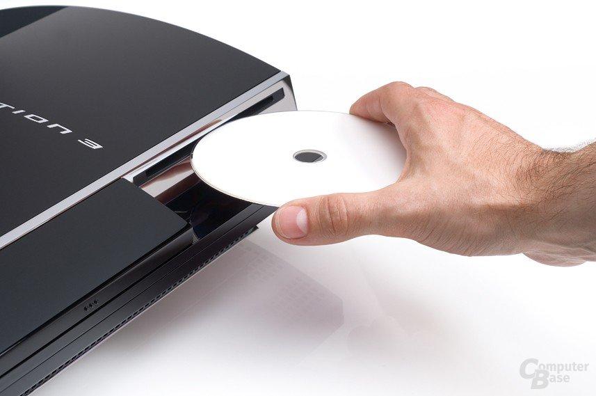 Sony PlayStation 3 mit 60 GB Festplatte