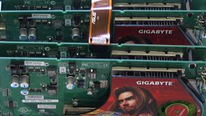 nVidias Quad-SLI am Limit: 30 Zoll, Conroe und ForceWare 91.45