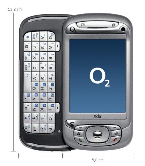 O2 XDA Trion aka HTC Hermes
