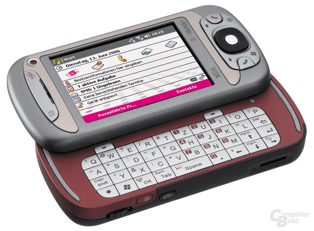 T-Mobile MDA Vario II aka HTC Hermes