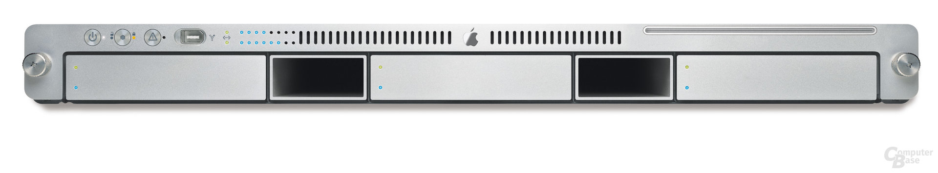 Apple Xserve mit 2x Dual-Core Xeon 5100