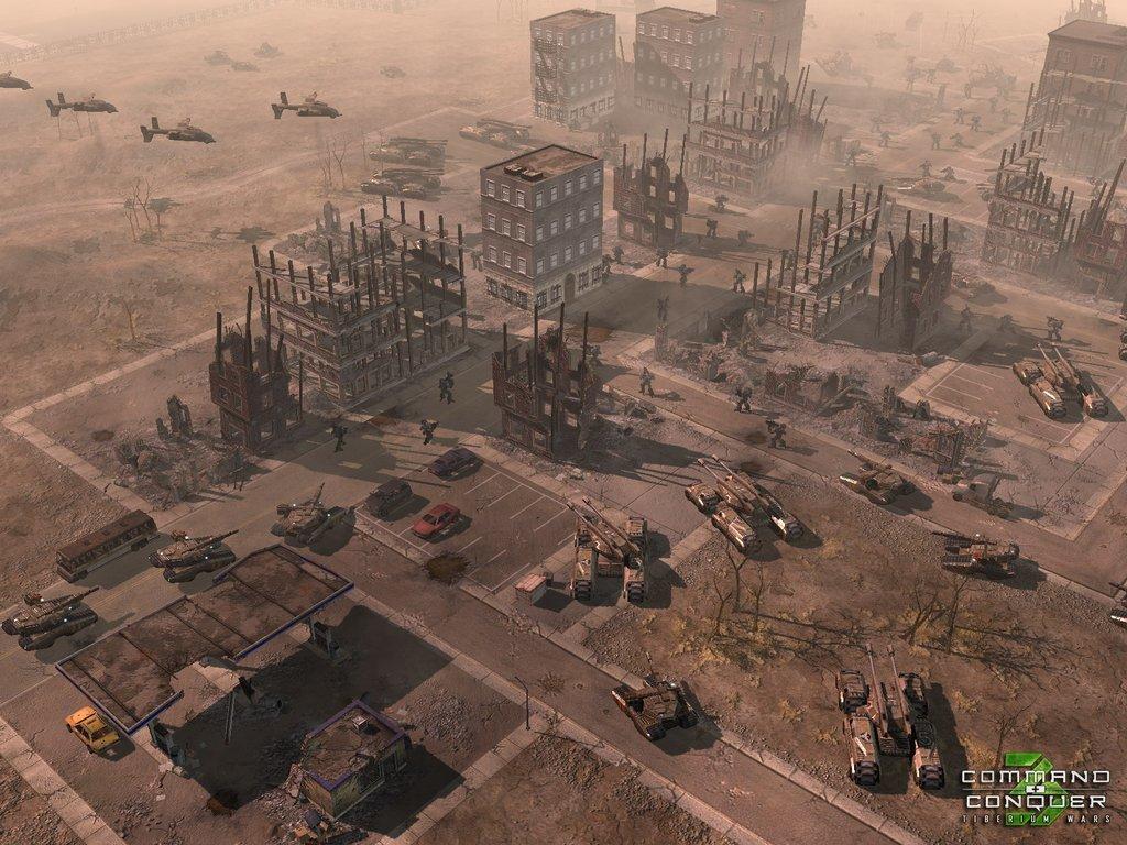 C & C: Tiberium Wars