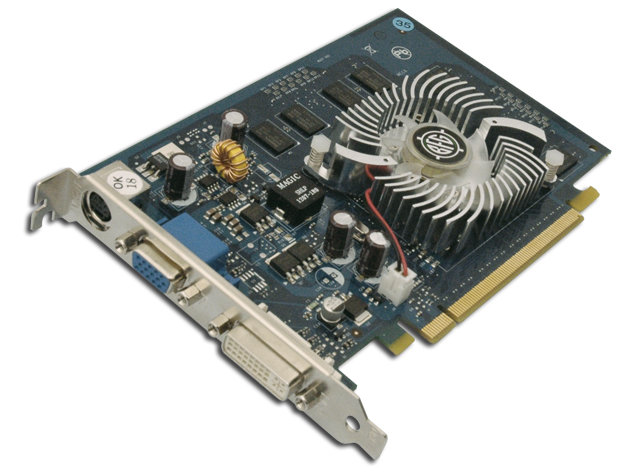 BFG GeForce 7300 GT OC PCI-E 256MB
