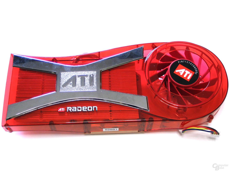 Radeon X1900 XTX Lueferdesign