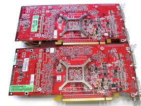 Radeon X1900 XTX vs. Radeon X1950 XTX Rueckseite
