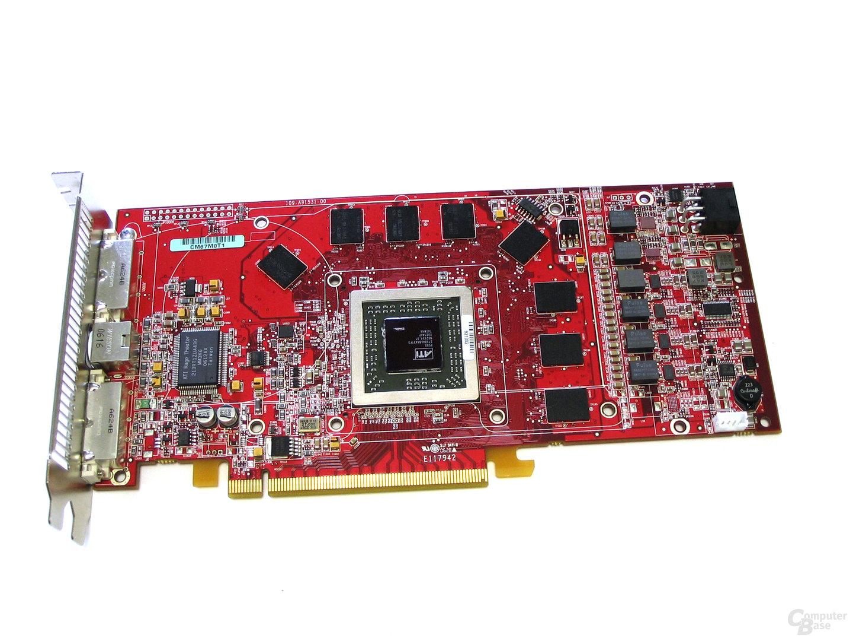 Radeon X1950 XTX ohne Kuehlsystem