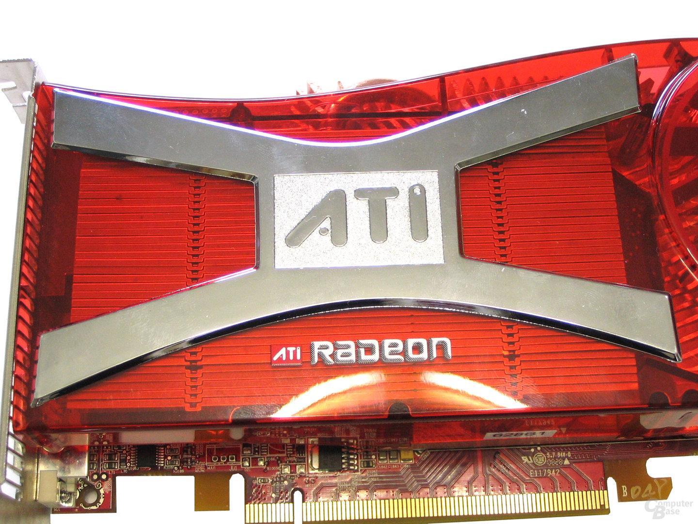 Radeon X1950 CrossFire Logo