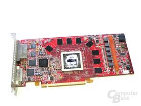 Radeon X1950 CrossFire ohne Kuehlsystem