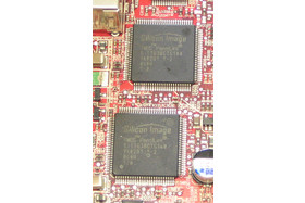 Silicon Image Chips
