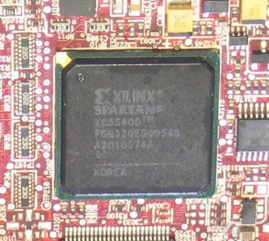Xilinx-Chip