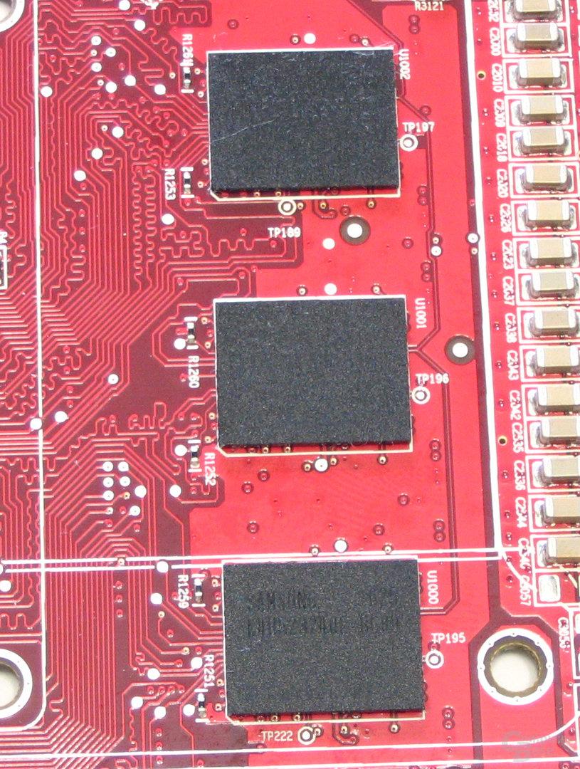 GDDR4-VRAM von Samsung