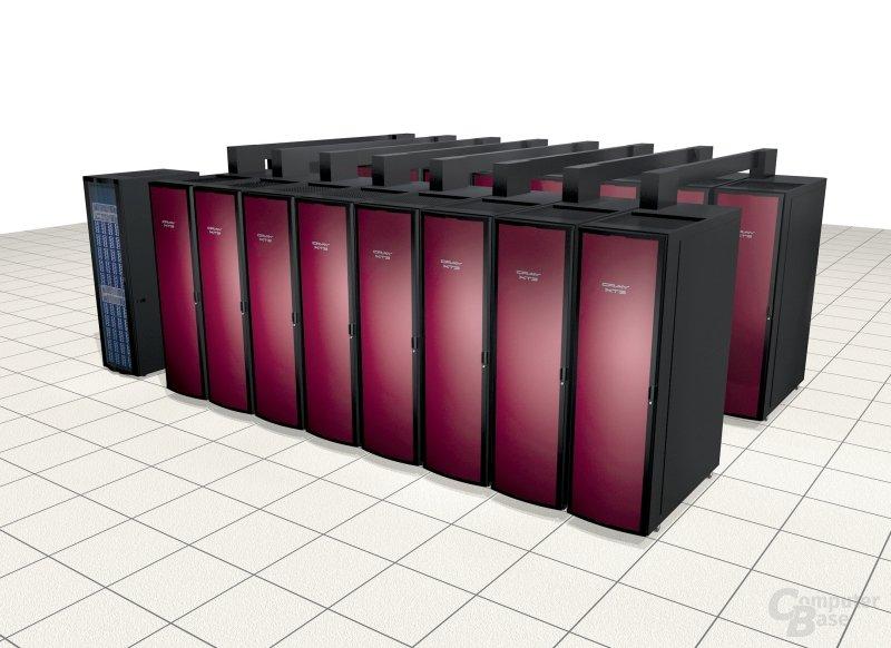 Cray XT3