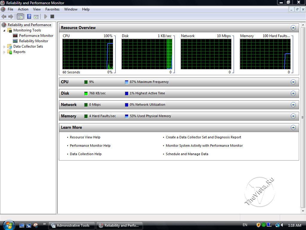 Windows Vista Build 5492 - Quelle: TheVista.ru