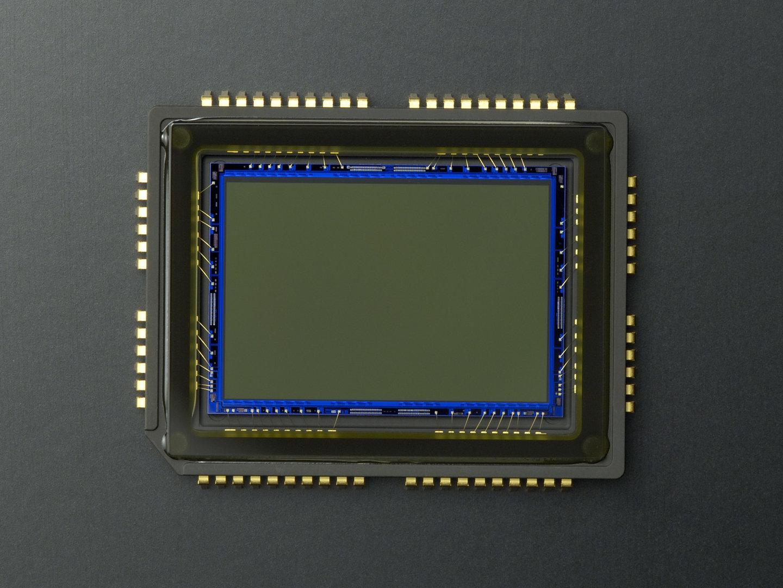 Nikon D80 – CCD