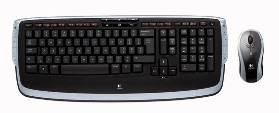 Cordless Desktop LX 710: EU-Tastatur und Maus