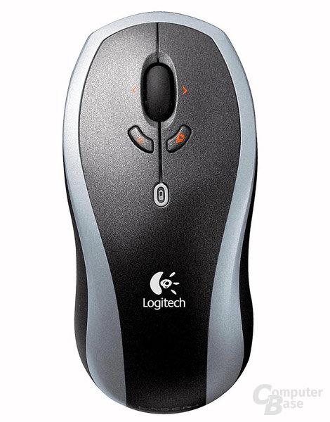 Cordless Desktop LX 710: Maus